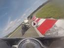 Anneau du Rhin (Rheinring) mit Honda CBR1000RR Fireblade