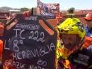"Antonio ""Tony"" Cairoli Weltmeister 2014 MXGP"