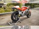 Aprilia 250 RSA, Mike Di Meglio - Warmup - 2 stroke, simply the best