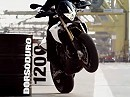 Aprilia Dorsoduro 1200 2011 - genial gemachter Werbeclip - anschauen lohnt!