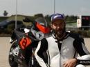 Aprilia RS 125 Testride von Jens Kuck Motolifestyle