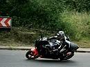 Aprilia RS 125 & Honda CBR 125 - Kurven fahren