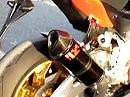 Aprilia RSV4 Akrapovic Exaust Kit