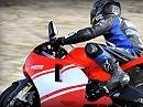 Aprilia RSV4 Factory vs. Ducati Desmosedici - Shootout