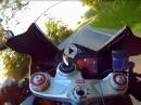 Aprilia RSV4 kurz durchgeladen - Ein bisschen Spaß muss sein...