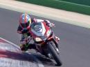 Aprilia RSV4 RF 2015 Motorradtest, Bericht via MCN