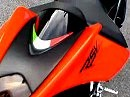 Aprilia RSV4 road bike by MCN exclusive access