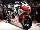 Aprilia RSV4 SBK auf der Eicma 2010