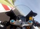 Aprilia RSV4RF 2015 - Misano onboard Lap - ordentlich 'gemolken'