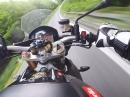 Aprilia Tuono V4 Hard Ride - Rechberg (Austria)