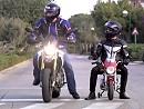 Aprilia Werbung - Real Bikes for Real Men - super gemachter Clip