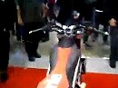 Aprilia's new ManaX concept bike - An exclusive look around
