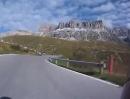 Arabba - Passo Pordoi (Pordoijoch) - Dolomiten Motorradtour