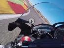 Aragon onboard - Kawasaki ZX-10RR, Pirelli Supercorsa
