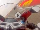 Aragon onboard Lap - Ducati Panigale 1299S