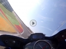 Aragon onboard mit Luciano Bertozzi,Yamaha R6 in 2:03