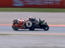 Aragon SBK-WM 2017 Highlights - Chaz Davies besiegt Jonathan Rea