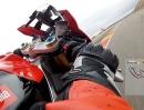 Aragon (Spanien) 2012 onboard Alex Hofmann mit Kiesbetting für Sport1