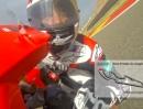 Aragon (Spanien) onboard Alex Hofmann für Sport1