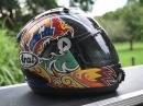 Arai RX7V Motorradhelm ist er sein Geld wert? | Mototech Review
