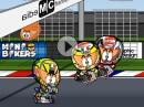 Argentinien MotoGP 2016 Minibikers: Marc Marquez gewinnt Chaos Rennen