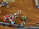 Ar­ling­ton 250SX Highlights Monster Energy Supercross 2018  - Zach Osborne wins