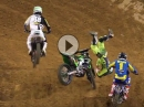 Arlington Supercross 2016 - 250SX Highlights Webb, Craig, Osborne