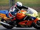 Arm UND Bein amputiert trotzdem Spaß mit Motorrad auf Rennstrecke - HUT AB!