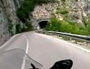 Strecke zwischne Arsiero und Balico del Valbona (Italien)
