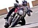Artgerecht angedrückt: Ducati Monster 1200S im Winkelwerk
