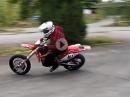 Arttu Stenberg, Honda CRF 450L Best of Season2019 - Supermoto Skills