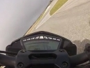 Ascari onboard Lap: Ducati Hypermotard SP - Brennraum freiblasen