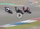 Assen British Superbike R10/15 (MCE BSB) Race1 Highlights