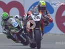 Assen British Superbike R10/15 (MCE BSB) Race2 Highlights