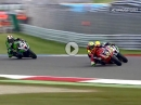 Assen British Superbike R11/16 (MCE BSB) Race1 Highlights