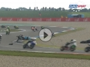 Assen British Supersport R10/15 (MCE BSS) Feature Race Highlights