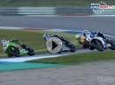 Assen British Supersport R10/15 (MCE BSS) Sprint Race Highlights