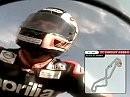Assen Dutch TT onboard Runde mit Alex Hofmann auf Aprilia RSV4 - 2009