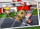 Assen (DutchTT) MotoGP 2017 Minibikers - Rossis zehnter Assen-Sieg