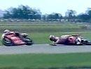 SBK 1998 - Assen (Holland) Race 2 - Zusammenfassung