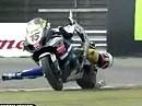 WSBK 2009 - Assen (Holland), Superbike Race 1 - die Highlights