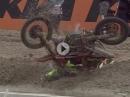 Assen MXGP of Netherland Motocross WM 2016 Highlights MXGP, MX2