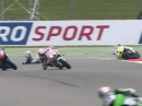 Assen Supersport SSP-WM 2014 Highlights VD Mark holt ersten Sieg