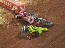 Atlanta 2020 250SX Highlights Monster Energy Supercross - Chase Sexton, Honda, wins