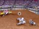 Atlanta 450SX Highlights 2017 Monster Energy Supercross - Ryan Dun­gey wins!