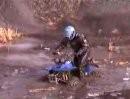 ATV Quad - Festgefahren im Matsch