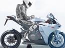 Audi Supersport 10R Concept 10R V4 1000ccm Concept