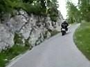 Auffahrt zum Mangart, Julische Alpen