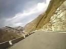 Auffahrt zum Stilfserjoch und zur Weissseespitze