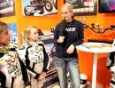 Nachwuchsförderung: Rollei, Nina Prinz, Gaskrank auf der Intermot Halle 6